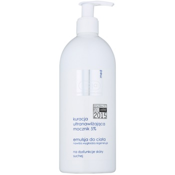 Ziaja Med Ultra-Moisturizing with Urea emulsione rigenerante per idratare e lisciare la pelle (5% Urea) 400 ml