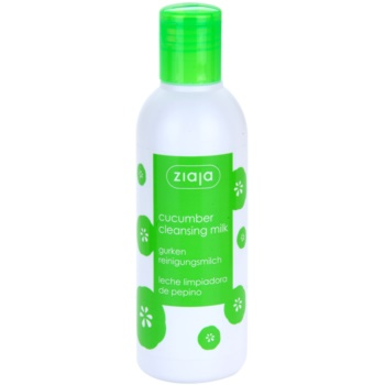 Ziaja Cucumber latte detergente per pelli miste e grasse 200 ml