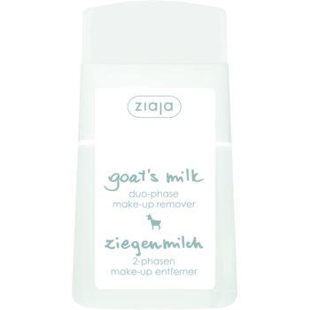 Ziaja Goat's Milk struccante bifasico occhi e labbra 120 ml