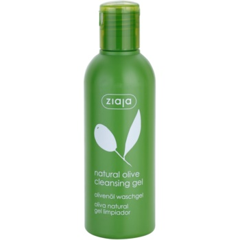 Ziaja Natural Olive gel detergente con estratto di olive (Cleansing Gel) 200 ml