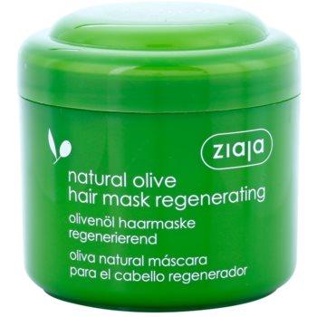 Ziaja Natural Olive maschera rigenerante per capelli 200 ml