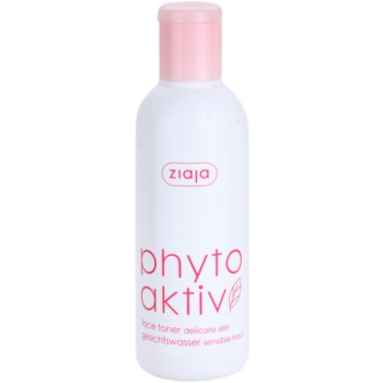Ziaja Phyto Aktiv lozione tonica per pelli sensibili con tendenza all'arrossamento (Strengthening Treatment For Skin With Dilated Capillaries) 200 ml