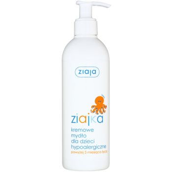 Ziaja Ziajka sapone in crema ipoallergenico (for Children from 3 Months) 300 ml