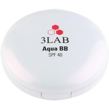3Lab BB Cream creme BB hidratante SPF 40 + recarga 2