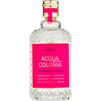 4711 Acqua Colonia Pink Pepper & Grapefruit eau de cologne unisex