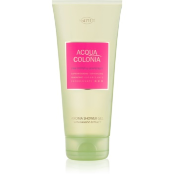 4711 Acqua Colonia Pink Pepper & Grapefruit gel de dus unisex