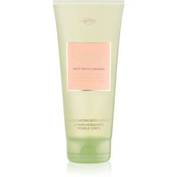 4711 Acqua Colonia White Peach & Coriander lapte de corp unisex