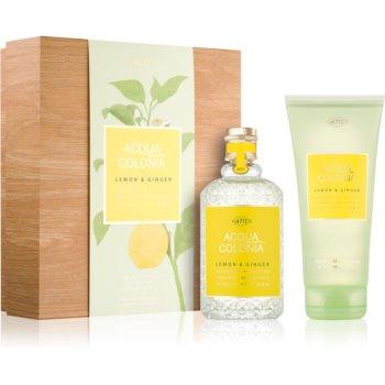 4711 Acqua Colonia Lemon & Ginger set cadou I.