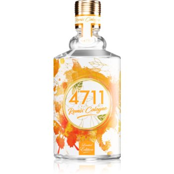 4711 Remix Orange eau de cologne unisex imagine produs