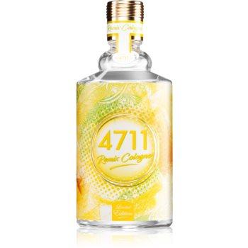 4711 Remix Lemon eau de cologne unisex imagine produs