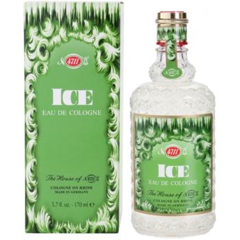 4711 Ice eau de Cologne pour homme 170 ml