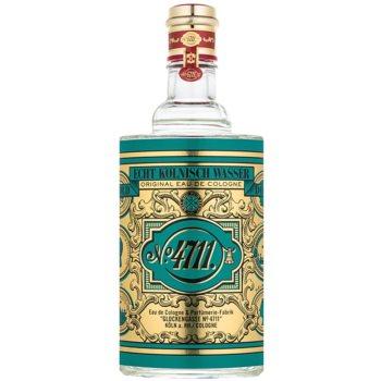 4711 Original eau de cologne fara pulverizator unisex imagine produs
