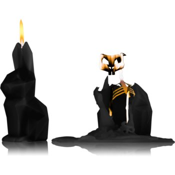 54 Celsius PyroPet HOPPA (Bunny) kerze Black I. 17 cm