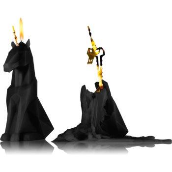54 Celsius PyroPet EINAR (Unicorn) lumanare Black I. imagine produs