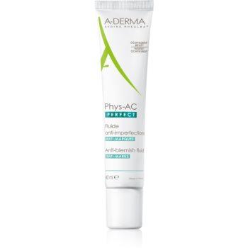 A-Derma Phys-AC Perfect corector pentru ten gras si problematic  40 ml