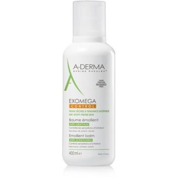 A-Derma Exomega balsam de corp hidratant pentru piele foarte sensibila sau cu dermatita atopica  400 ml