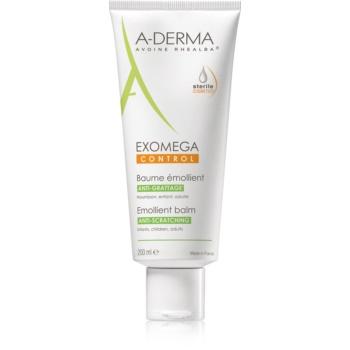 A-Derma Exomega Balsam de corp relaxant pentru piele foarte sensibila sau cu dermatita atopica  200 ml