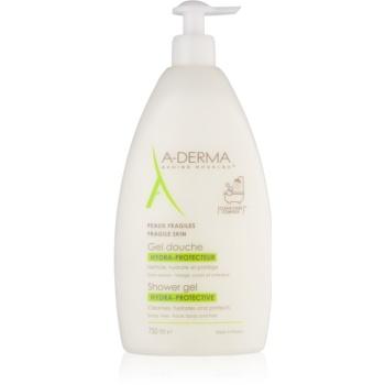A-Derma Hydra-Protective gel de dus hidratant imagine produs