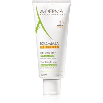 A-Derma Exomega lapte de corp pentru piele foarte sensibila sau cu dermatita atopica poza noua