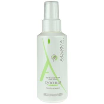 A-Derma Cytelium Spray de uscare și calmare pentru piele iritata
