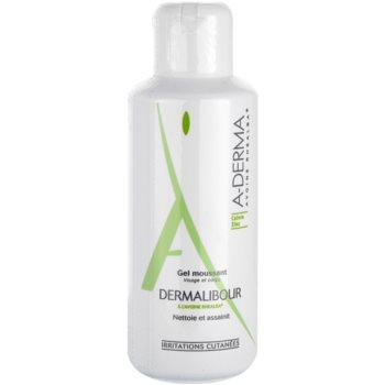 A-Derma Dermalibour gel spumant pentru piele iritata