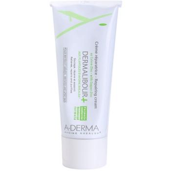 A-Derma Dermalibour+ crema regeneratoare pentru piele iritata  100 ml