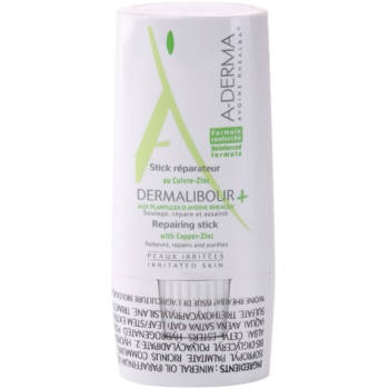A-Derma Dermalibour+ baton regenerator pentru buze pentru piele iritata