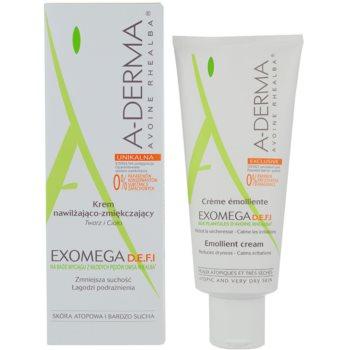 A-Derma Exomega creme para pele sensível e atópica 1