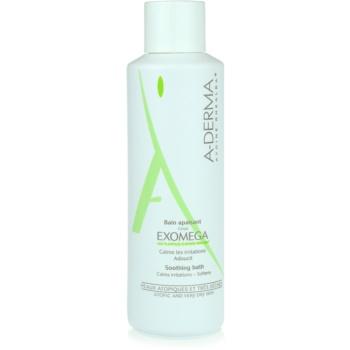 A-Derma Exomega baie calmanta pentru piele foarte sensibila sau cu dermatita atopica  250 ml