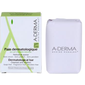A-Derma Original Care baton dermatologic pentru curatare pentru piele sensibila si iritata imagine produs