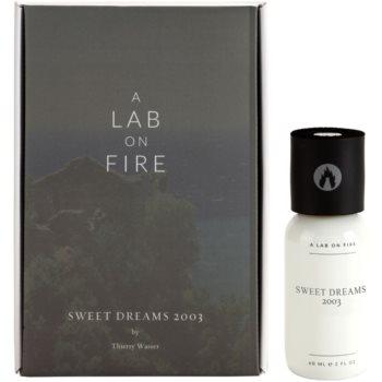 A Lab on Fire Sweet Dream 2003 kolonjska voda uniseks