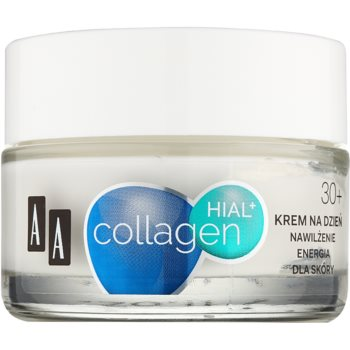 AA Cosmetics Collagen HIAL+ crema de zi hidratanta 30+  50 ml
