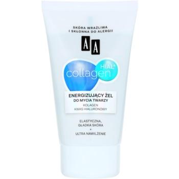 AA Cosmetics Collagen HIAL+ gel de curatare energizant 30+