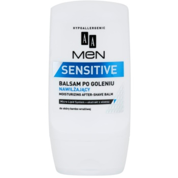 AA Cosmetics Men Sensitive balsam hidratant dupa barbierit  100 ml
