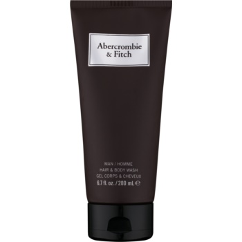 Abercrombie & Fitch First Instinct gel douche pour homme 200 ml