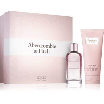 Abercrombie & Fitch First Instinct parfémovaná voda 50 ml + tělové mléko 200 ml