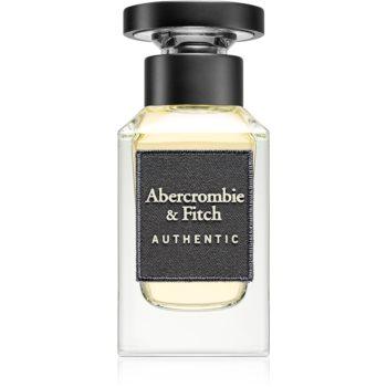 Abercrombie & Fitch Authentic eau de toilette pentru barbati