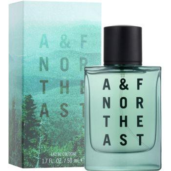 Abercrombie & Fitch A & F Northeast Eau de Cologne para homens 1