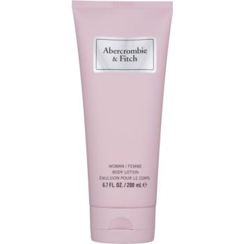 Abercrombie & Fitch First Instinct Lapte de corp pentru femei 200 ml