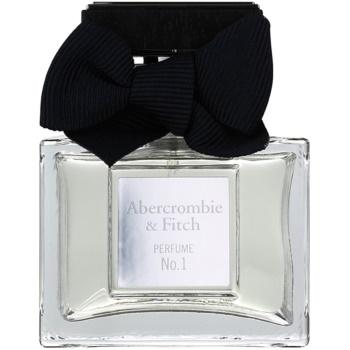 Abercrombie & Fitch Perfume No. 1 eau de parfum pentru femei 50 ml