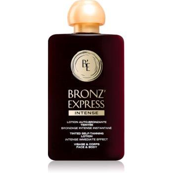 Académie Scientifique de Beauté Bronz' Express apa de auto-bronzare pentru fata si corp imagine produs