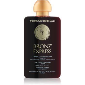 Académie Scientifique de Beauté Bronz' Express apa tonica pentru tonifiere pentru fata si corp imagine produs