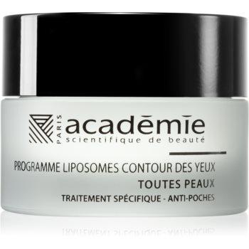 Académie Scientifique de Beauté All Skin Types gel pentru ochi de netezire împotriva umflãturilor imagine produs