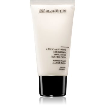 Académie Scientifique de Beauté All Skin Types Exfoliating Heating Paste peeling enzimatic facial imagine produs
