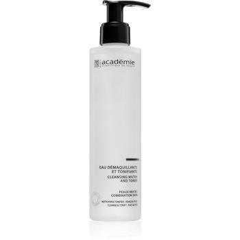 Academie Normal to Combination Skin solutie pentru curatare, tonic si demachiant pentru piele sensibila normala-combinata