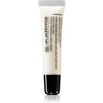 Académie Scientifique de Beauté All Skin Types Post-Depilatory Face Cream For Sensitive Areas cremă calmantă după ras pentru fata si zonele sensibile ale pielii