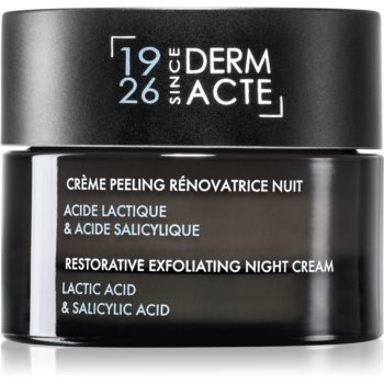 Académie Scientifique de Beauté Derm Acte Intense Age Recovery crema de noapte pentru contur cu efect exfoliant imagine produs