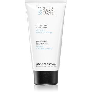 Académie Scientifique de Beauté Derm Acte Whitening gel de curã?are pentru o piele mai luminoasa imagine produs