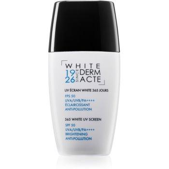 Académie Scientifique de Beauté 365 White UV Screen crema protectoare pentru fata cu o protectie UV ridicata imagine produs
