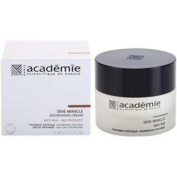 Academie Age Recovery nährende Creme gegen Hautalterung 1